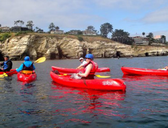 Bike and Kayak Tours La Jolla